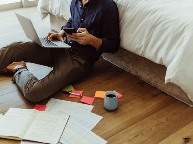 How To Boost Productivity When You're Working From Home
